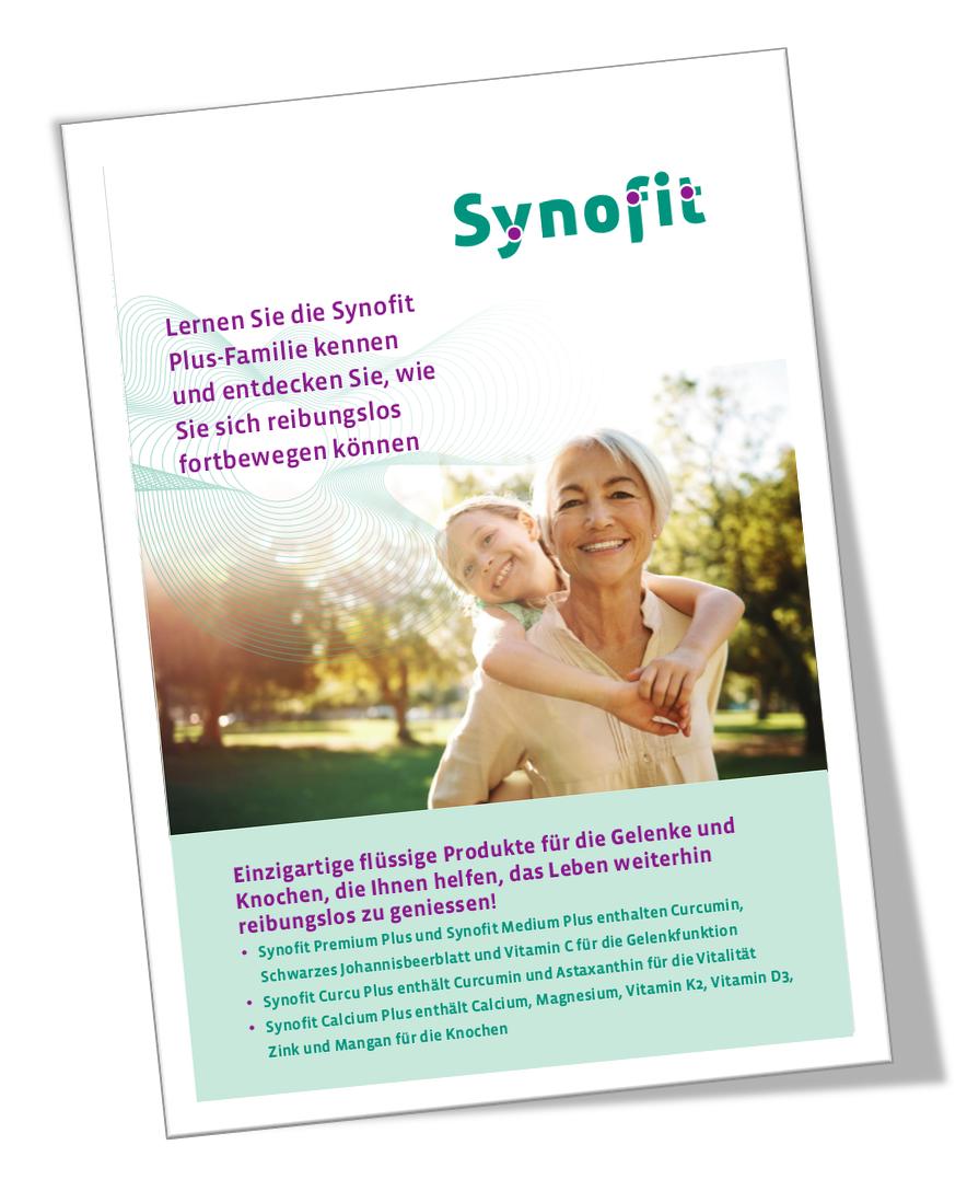 Synofit-Broschüre